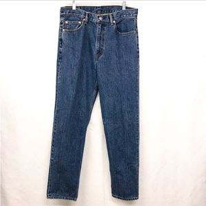Levi's 550 Men's 34 x 36 Relaxed Fit Denim Jeans